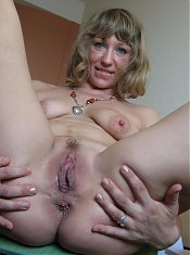 Horny Anzhela loves to play with toys and her pussy
